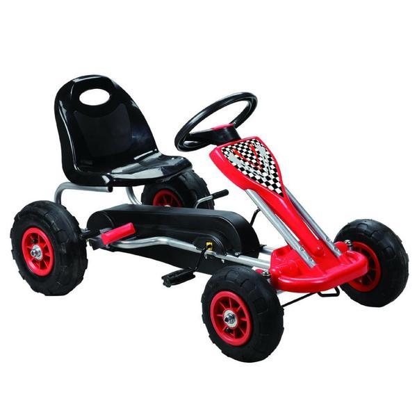 Vroom Rider Speedy Pedal Go-Kart