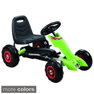 Vroom Rider Zoom Pedal Go-Kart (3 options available)