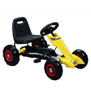 Vroom Rider Zoom Pedal Go-Kart