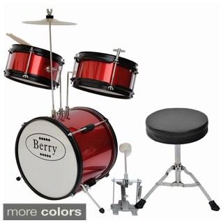 Berry Toys Kids Junior Drum Set