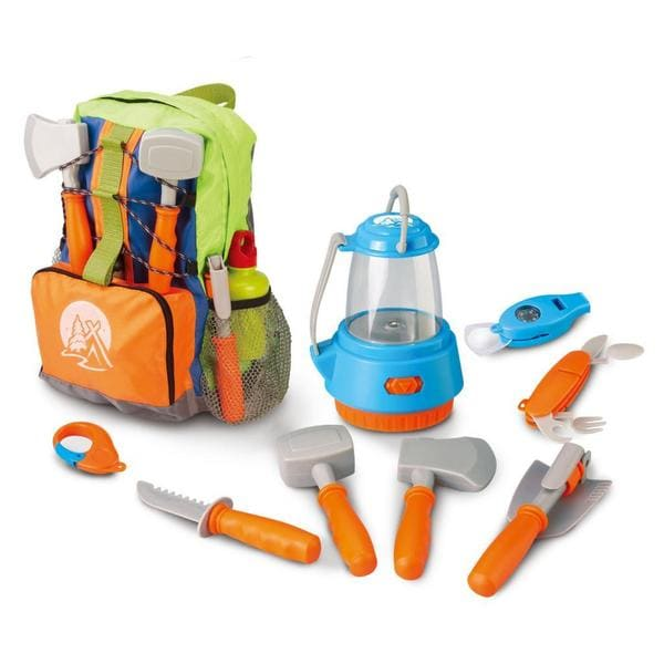 Camping Toys Product : Berry toys little explorer piece camping backpack play