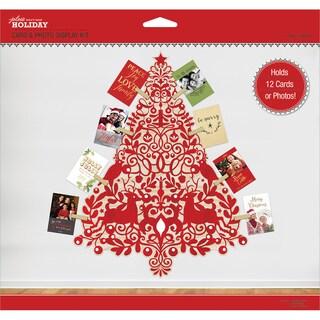 Jolee's Christmas Card Display Kit
