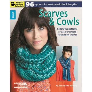 Leisure Arts-Knit: Scarves & Cowls