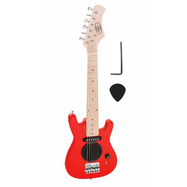 Electric Guitar 30-inch with Built-in Speaker