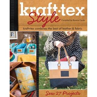 Stash Books-Kraft-Tex Style