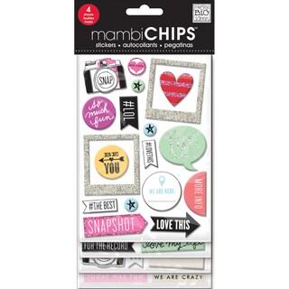 Chipboard Value Pack-Insta Love