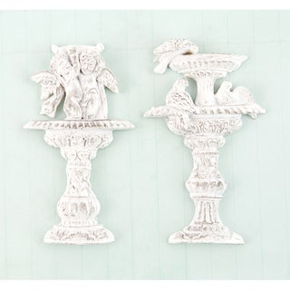 Shabby Chic Treasures Resin-Garden Fountain