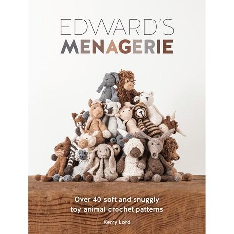 David & Charles Books-Edward's Menagerie: Crochet Animals