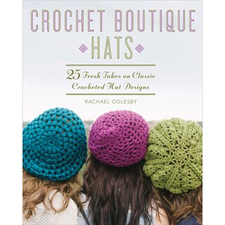 Lark Books-Crochet Boutique Hats