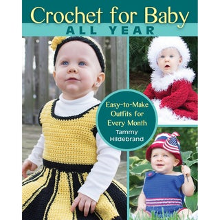 Stackpole Books-Crochet For Baby All Year