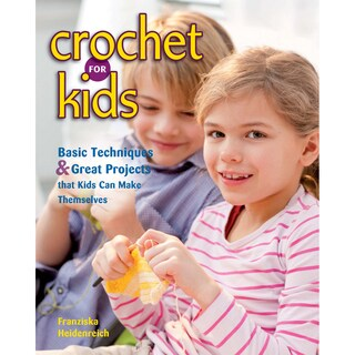 Stackpole Books-Crochet For Kids