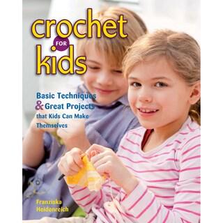 Stackpole Books-Crochet For Kids
