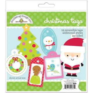 Santa Express Paper Craft Kit-Christmas Tags