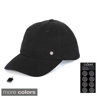 PowerGear Coin Battery Hat with Attachable LED Light