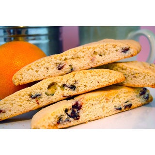 Pizzscotti Fresh Cranberry Orange Biscotti Gift Set