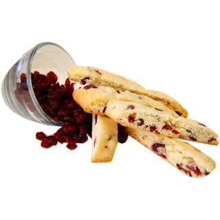 Pizzscotti Fresh Lemon Cranberry Biscotti Gift Set
