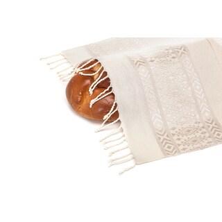 Hand-woven Brocade Basket Liner/ Jewish Challah Cover (Guatemala)