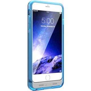 MOTA iPhone 6 Plus 4000 mAh Extended Battery Case - Blue