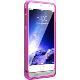 MOTA iPhone 6 Plus 4000 mAh Extended Battery Case - Pink