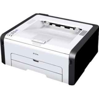 Ricoh SP 213NW Laser Printer - Monochrome - 1200 x 600 dpi Print - Pl