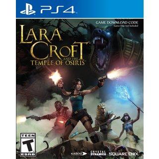 PS4- Lara Croft and the Temple of Osiris + Season's Pass
