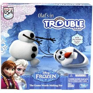 Frozen Olaf's In Trouble