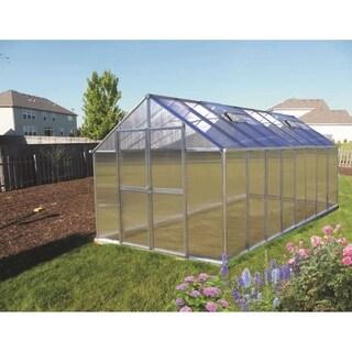 Monticello (8x16) Aluminum Greenhouse