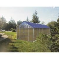 Monticello (8x24) Aluminum Greenhouse