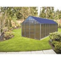 Monticello (8x20) Aluminum Greenhouse