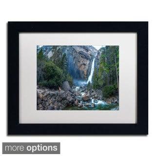 David Ayash 'Yosemite National Park - California-IV' Matted