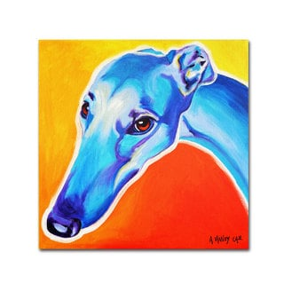 DawgArt 'Lizzie' Canvas Art