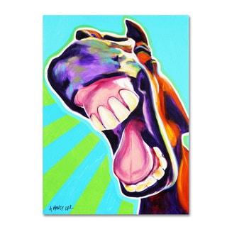 DawgArt 'That's A Good One' Canvas Art