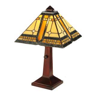 16-inch Sierra Prairie Mission Accent Lamp