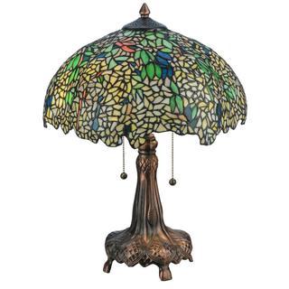 21.5-inch Tiffany Laburnum Table Lamp