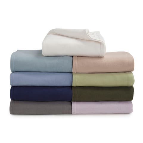Martex Super-Soft Lightweight Fleece Blanket