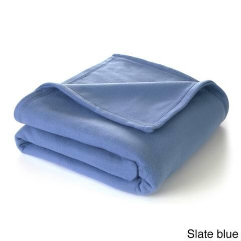 Martex Super-Soft Lightweight Fleece Blanket