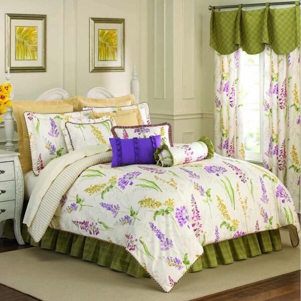 Williamsburg Abigail 4-piece Comforter Set