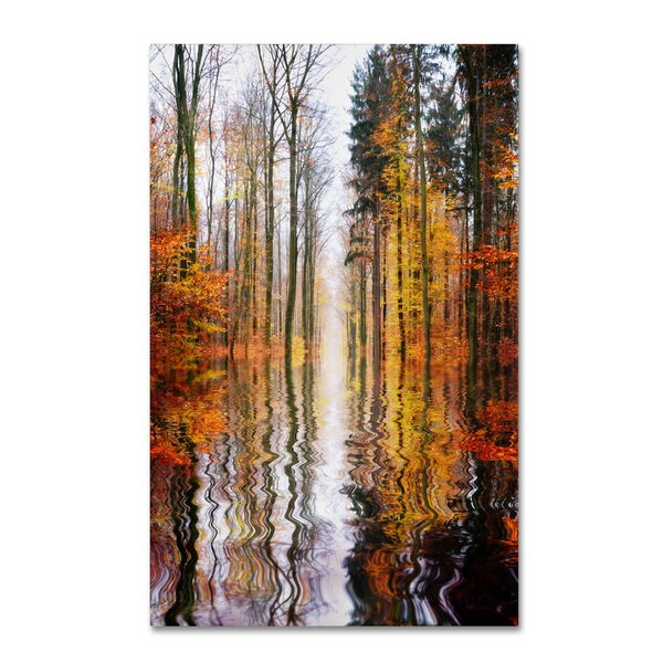 Philippe Sainte-Laudy 'Higher Ground' Canvas Art - Multi