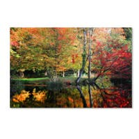 Philippe Sainte-Laudy 'I'll Be There' Canvas Art