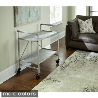 Cosco Outdoor/ Indoor Folding Serving Cart