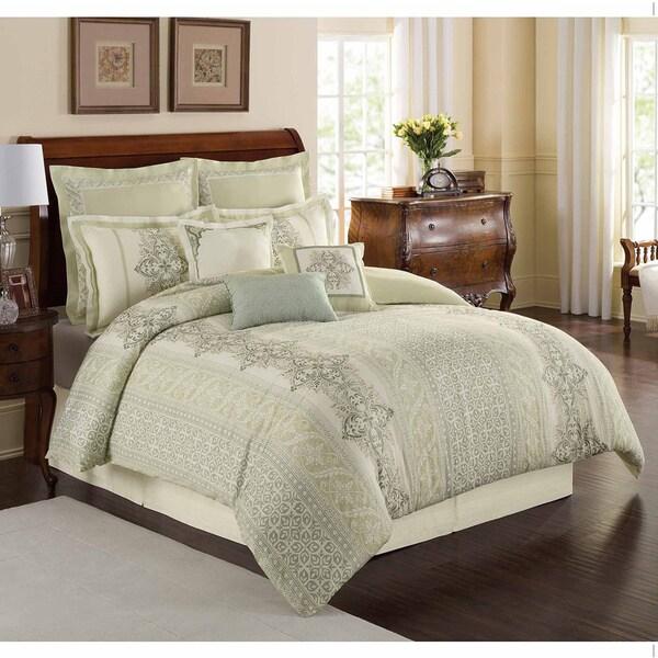 Williamsburg Davenport 4 Piece Comforter Set Free