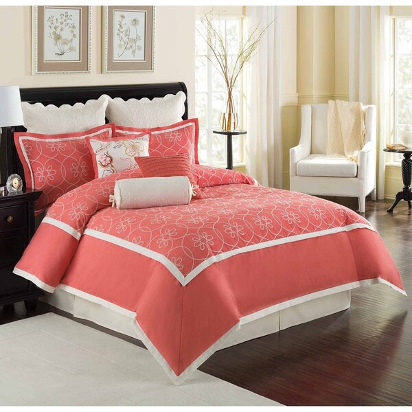 Williamsburg Ariana 4-piece Comforter Set