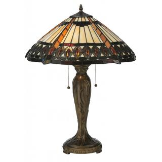 25-inch Cleopatra Table Lamp