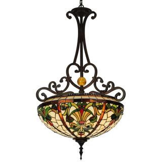 20-inch Baroque Inverted Pendant