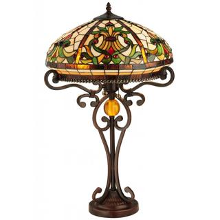 26-inch Baroque Table Lamp