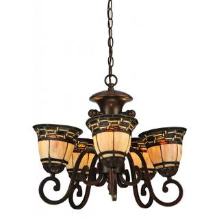 20-inch Ilona 5 Arm Chandelier - 20