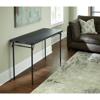 Cosco Rectangular Vinyl Top Folding Table