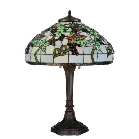 27.75-inch Veneto Table Lamp - 27.75