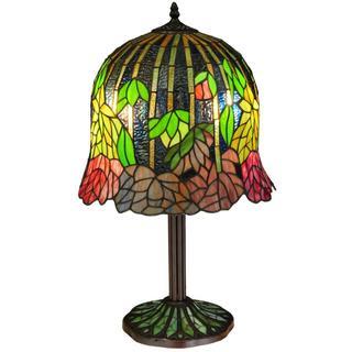 23-inch Vizcaya Mosaic Base Table Lamp