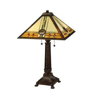 26.5-inch Carlsbad Mission Table Lamp
